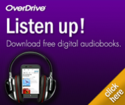 OverDrive for Audiobooks