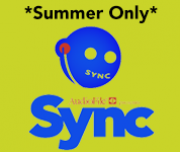 Sync - available summer only