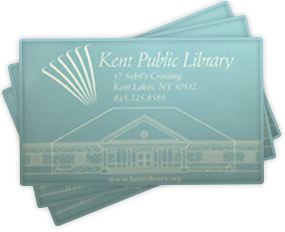 Kent Library Card