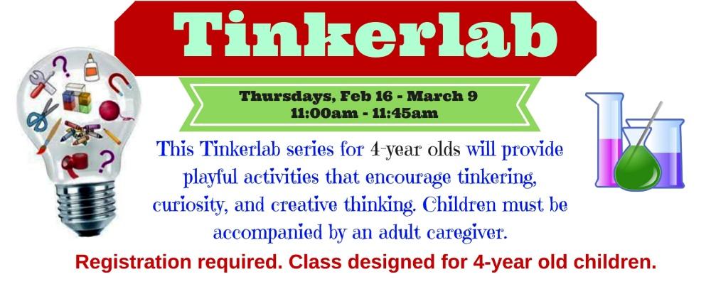 Tinker Lab