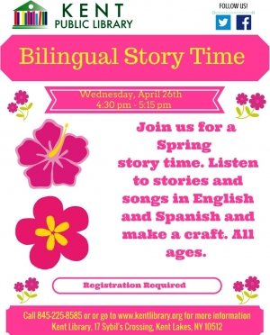 Bilingual Story Time English April 2017 final