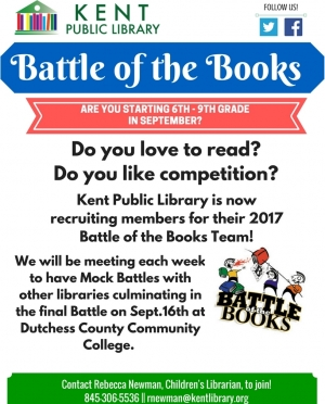Revised Battle of the Books Flyer 2017-1