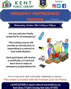 Emergency Preparedness Training Oct.2017