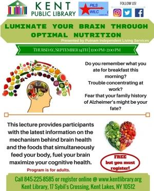 Luminate Your Brain through Optimal Nutrition September 2017 (1)