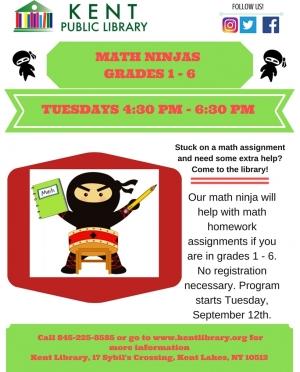 Math Ninjas 2017