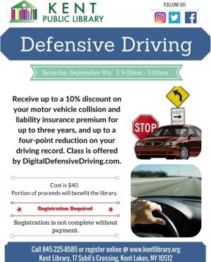 September DefensiveDriving