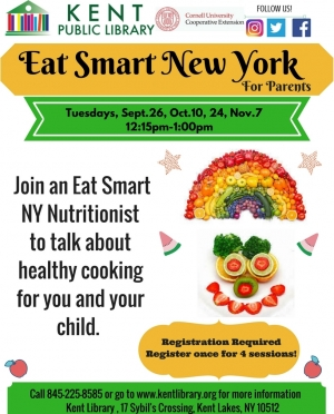 Eat Smart NY Nutrition Program for Parents