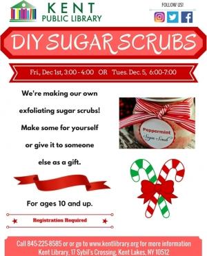 DIY Sugar Scrubs 2017