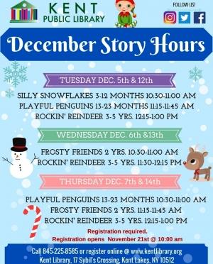 Dec 2017 storytime