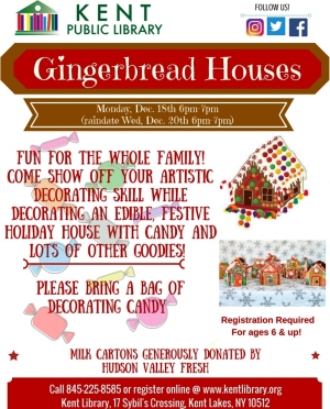 Gingerbread Houses 2017