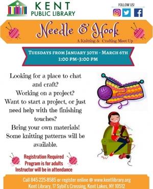 Knitting jan-Feb 2018