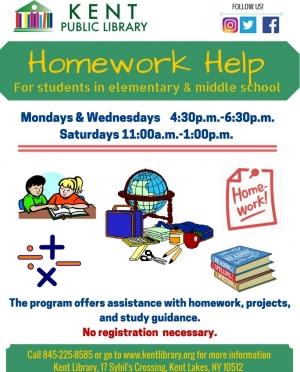 Homework Help 2018