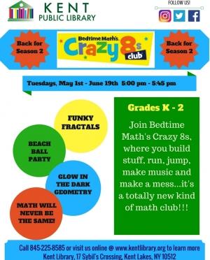 Crazy 8s Club Final