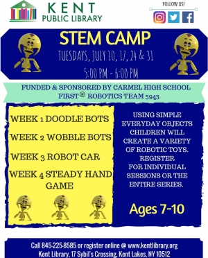 STEM Camp July 2018-1