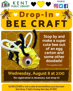 Bee Craft Flyer