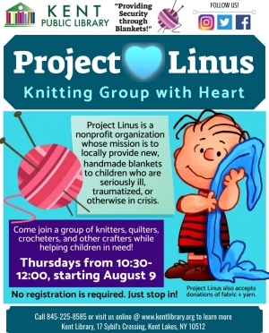 Project Linus Flyer
