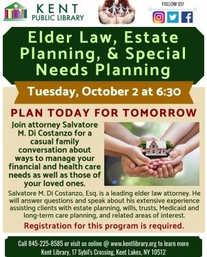 Elder Law Estate