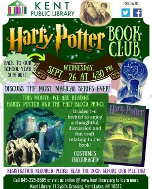 Harry Potter Prince Poster