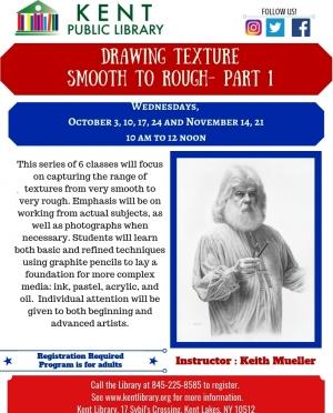 Keith Mueller Art Class