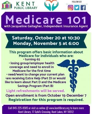 Medicare 101 Flyer