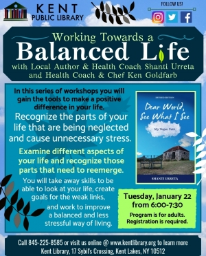 Copy of Balanced Life All Series Flyer
