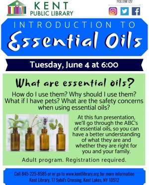 Introduction to Essential Oils-1