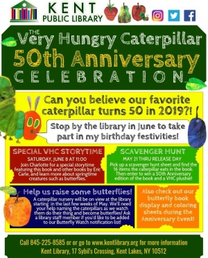 VHC 50th Events Flyer