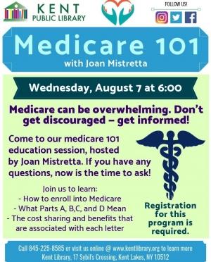 Copy of Medicare 101 Flyer