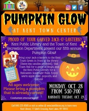 Pumpkin Glow Flyer