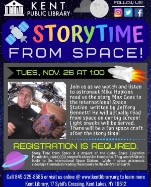 Space Story Time