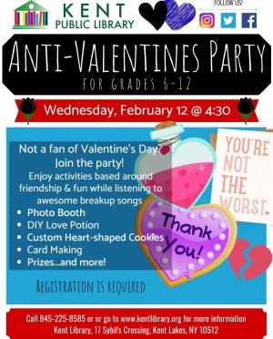 Anti-Valentine Party